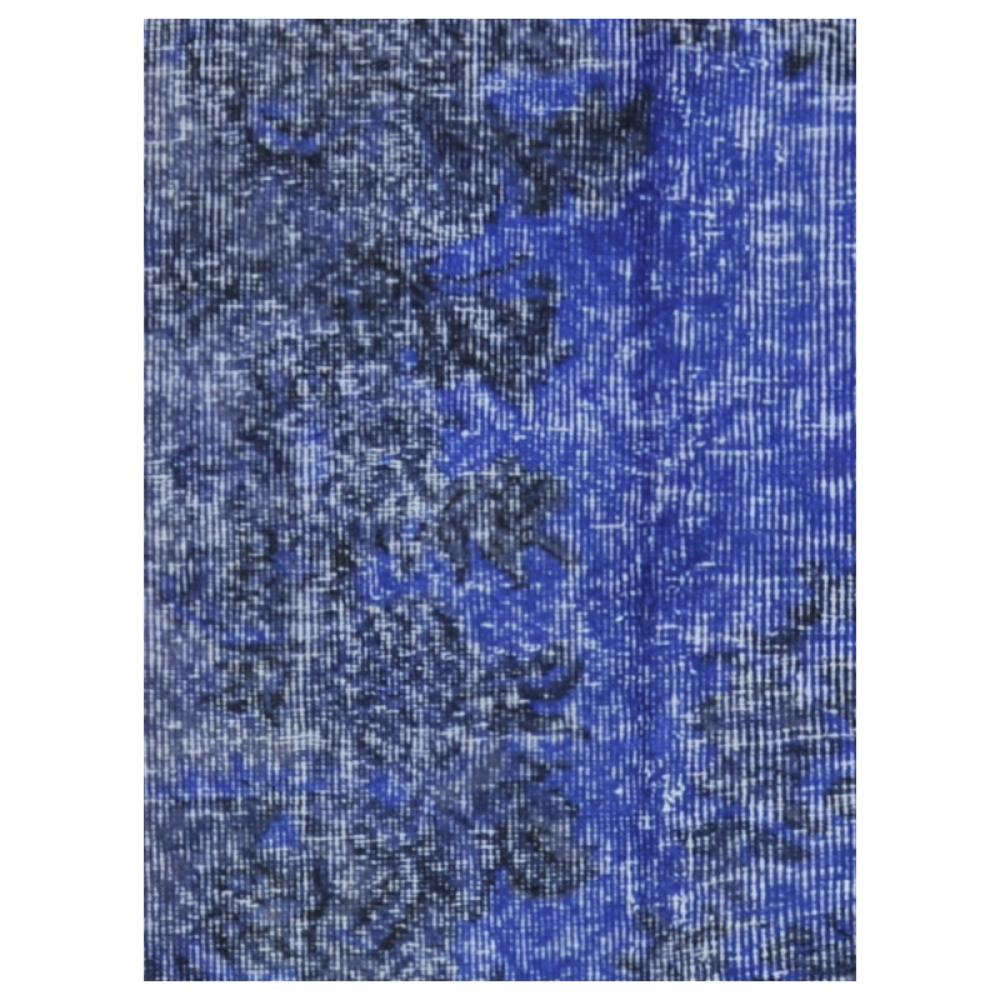 vintage teppich blau 252 x 174. Black Bedroom Furniture Sets. Home Design Ideas