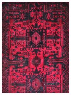 Vintage Teppich 202 X 155