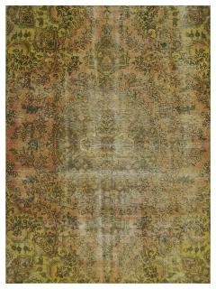Vintage Teppich 262 X 186