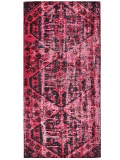 Vintage Teppich 221 X 108