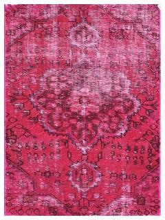 Vintage Teppich 139 X 89