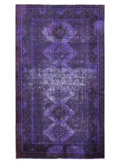 Vintage Teppich 198 X 113