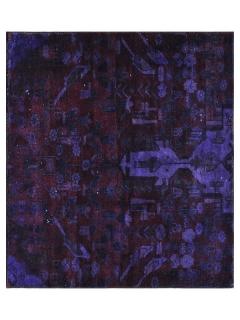 Vintage Teppich 128 X 115