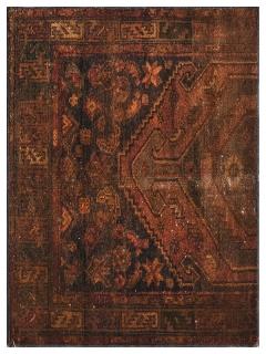 Vintage Teppich 109 X 83