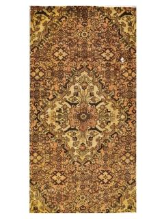 Vintage Teppich 243 X 123