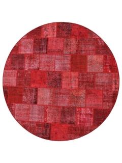 Patchwork Teppich 295 X 295