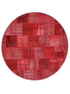 Patchwork Teppich 250 X 250