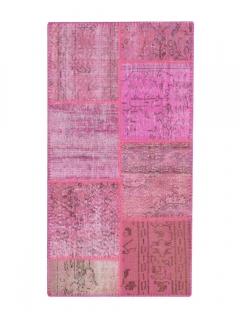 Patchwork Teppich 148 X 79