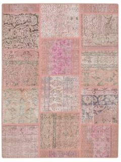Patchwork Teppich 178 X 113