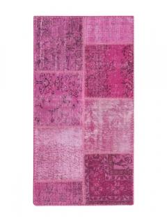 Patchwork Teppich 147 X 78