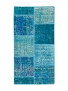 Patchwork Teppich 150 X 78