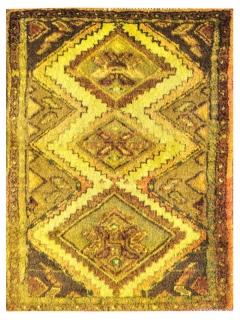 Vintage Teppich 100 X 70