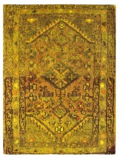 Vintage Teppich 100 X 60