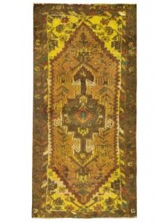 Vintage Teppich 140 X 70