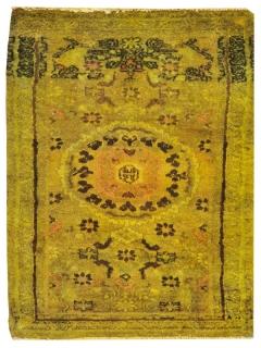 Vintage Teppich 136 X 85