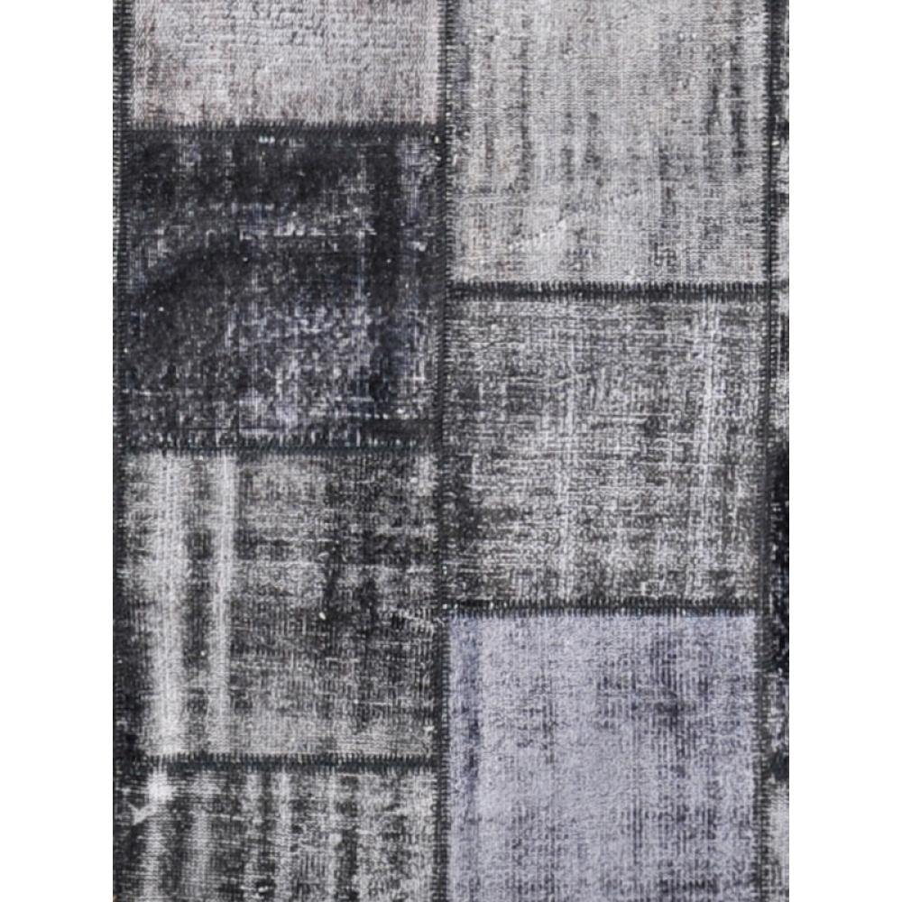 patchwork teppich grau 298 x 250. Black Bedroom Furniture Sets. Home Design Ideas
