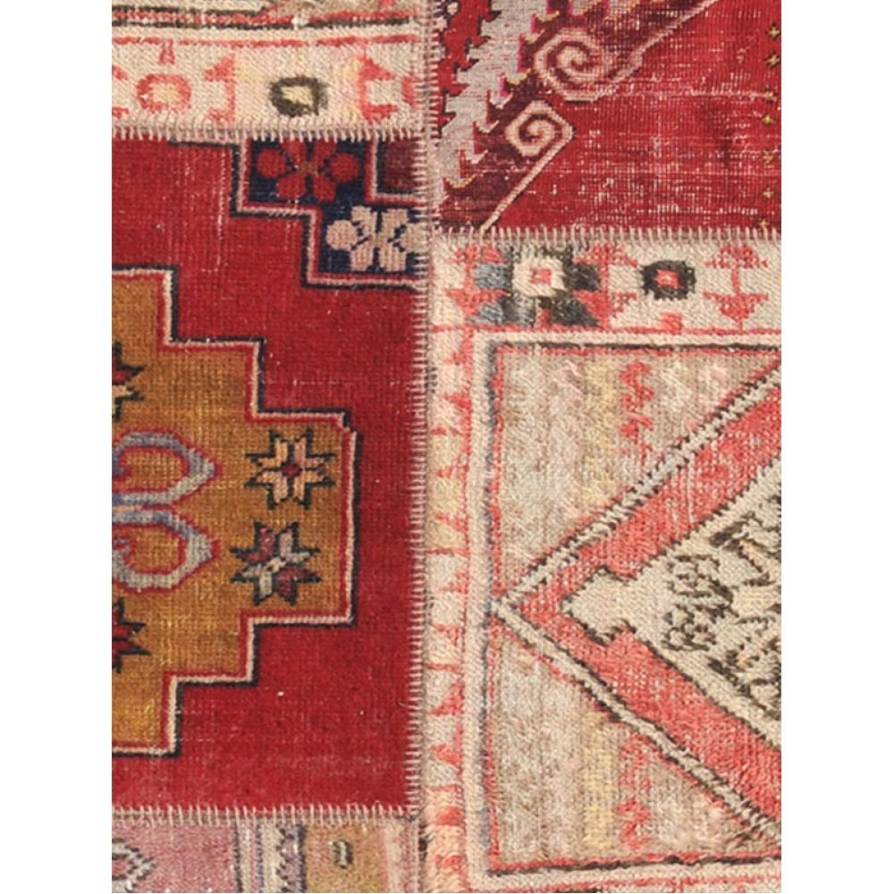 Alfombra patchwork muchos colorea 243 x 167 - Alfombras patchwork vintage ...